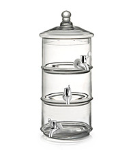Fifth Avenue Crystal Ltd.® Royal Glass Beverage Dispenser