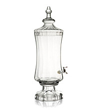 Fifth Avenue Crystal Ltd.® Peninsula Glass Beverage Dispenser