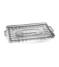 Fifth Avenue Crystal Ltd.® Princeton Tray with Handles