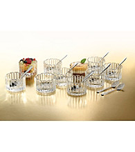 Crystal Clear® Alexandria 21-pc. Taster Bowl Set
