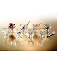 Crystal Clear® Alexandria 17-pc. Taster Tinies Set
