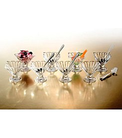 Crystal Clear® Alexandria 17-pc. Taster Tinies Set