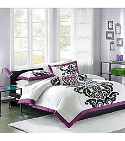 Mi Zone Florentine Duvet Cover Set