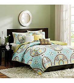Samara 6-pc. Coverlet Set by Madison Park®