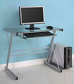 W.Designs Solo Silver Computer Desk