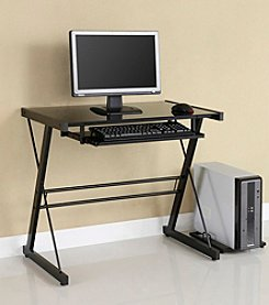W.Designs Solo Black Computer Desk