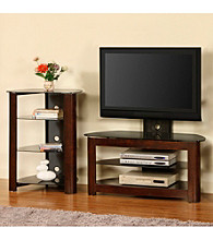W.Designs Regal Medium TV Stand and Component Stand Combo