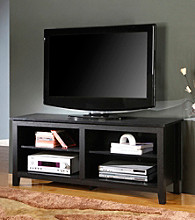 W.Designs Casper Black Wood TV Stand
