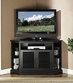 W.Designs Ella Wood Corner TV Stand