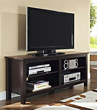 W.Designs Galio Espresso Wood TV Stand