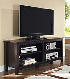 W.Designs Galio Espresso Wood TV Stand