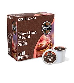 Keurig Tully's Coffee Hawaiian Blend 18-pk. K-Cups®
