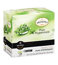 Twinings Pure Peppermint Tea 18-pk. K-Cups®