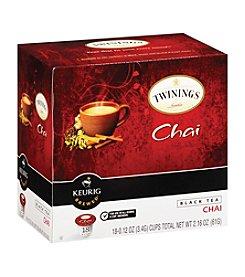 Keurig Twinings Chai Tea 18-pk. K-Cups®