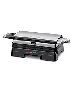 Cuisinart® Grill & Panini Press