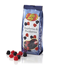 Jelly Belly® 6-oz. Raspberries and Blackberries Gift Bag