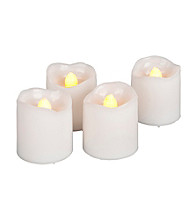 Gerson 4-pack LED Flameless Votive Candle