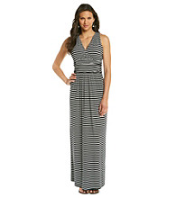 Chaus Maxi Stripe Dress