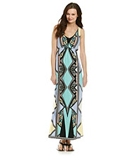 Oneworld® Geo Maxi Dress