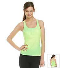 Calvin Klein Performance Neon Basketweave Tank