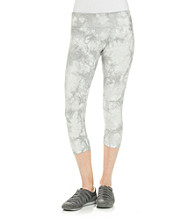 Calvin Klein Performance Tie Dye Crop Legging