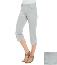 Not Your Daughter's Jeans® Nanette Moonstone Crop