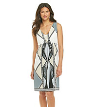 Oneworld® Gateway Print Dress