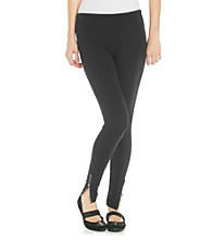 Calvin Klein Performance Metal Zipper Legging