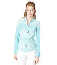 Democracy Chambray Shirt