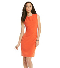 Kasper® Seamed Sheath Dress