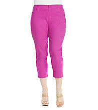 AGB® Plus Size Ankle Pant