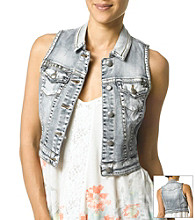 Silver Jeans Co. Denim Vest