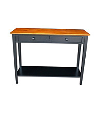 International Concepts Spencer Console Table