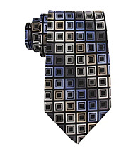 MICHAEL Michael Kors® Men's Black Core Neat Silk Tie