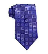 MICHAEL Michael Kors® Men's Navy Core Neat Silk Tie