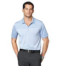 Van Heusen® Men's Studio Ombre Tech Stripe Polo