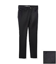 DKNY® Girls' 2T-16 Black Skinny Jeans