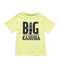 Carter's® Baby Boys' Yellow Big Kahuna Tee