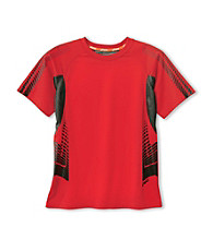 ASICS® Boys' 8-20 Short Sleeve Ventilation Top