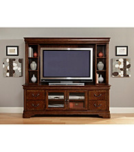 Liberty Furniture Alexandria Entertainment Center Collection
