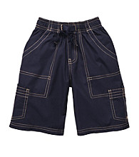 OshKosh B'Gosh® Boys' 2T-7 Royal Mesh Shorts