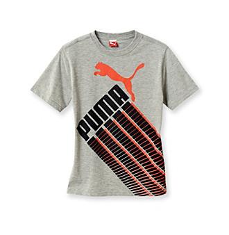 Boy 39 S T Shirt Puma Kids T Shirt Boys Racing Tee