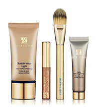 Estee Lauder Double Wear Makeup Lesson for a Sheer Natural Look Gift Set (A $75 Value)