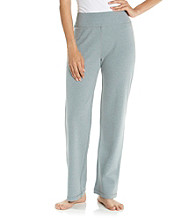 KN Karen Neuburger Inspire Knit Yoga Pants - Grey