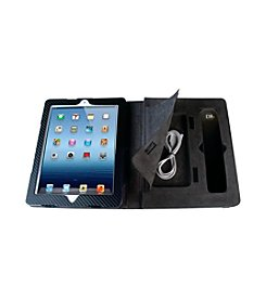 CTA Digital Bluetooth Phone Handset With Leather Case For iPad®