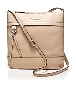 Calvin Klein Leather Crossbody