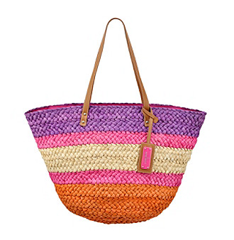 Nine West® Beach Clam Tote
