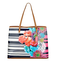 Nine West® Hollywood Pink Can't Stop Shopper Large Editor Tote