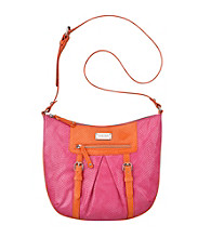 Nine West® Hollywood Pink Snake Charmer Medium Crossbody
