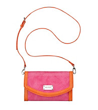 Nine West® Hollywood Pink Snake Charmer Small Crossbody